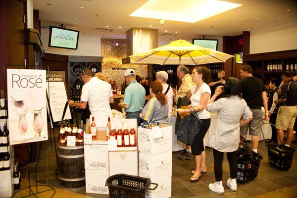 Provence BC Liquor Stores Tasting 2011
