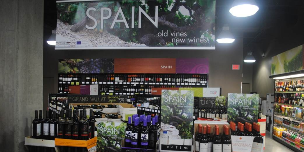 Wines from Spain at Everything Wine 2010
