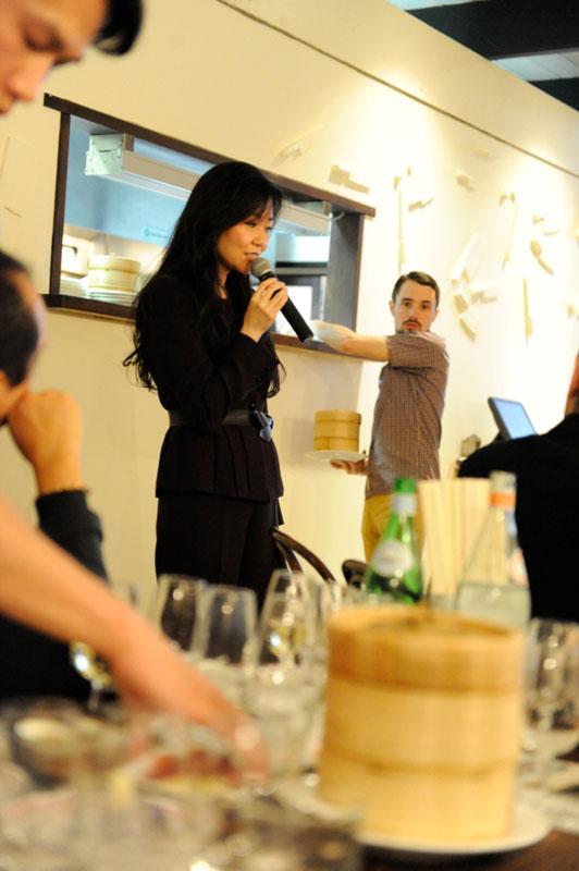 Jeannie Cho Lee, MW, Presents Wines of Germany 2011