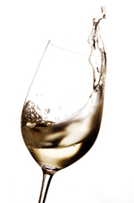 white wine serie